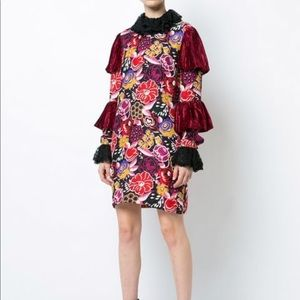 Anna Sui The One I Love Best Dress NWT